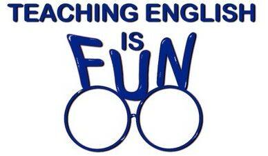 Teaching English is Fun