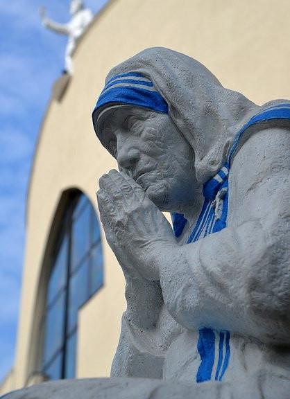 Humanitarian Mother Teresa